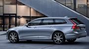 Volvo présente son break V90