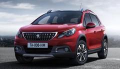 Peugeot 2008 restylé : influence de SUV