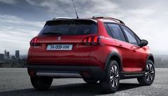 Peugeot 2008 restylé : quand le crossover devient SUV
