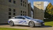 Aston avec les Chinois pour un 1er modèle électrique en 2018