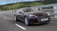 L'Aston Martin RapidE sera-t-elle à moitié chinoise ?