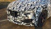 La future Maserati Levante surprise en version camouflage !
