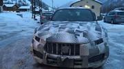 Maserati Levante surprise par un lecteur peu avant Genève