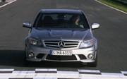 Mercedes-Benz C 63 AMG : officiellement officielle