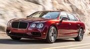 La Bentley Flying Spur s'offre une variante V8 S