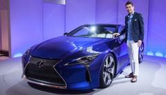 La Lexus LC 500h veut conjuguer hybridation et sportivité