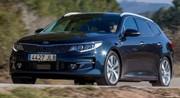 Kia Optima : l'hybride rechargeable et le break seront à Genève