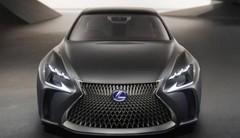 Une Lexus hydrogène en 2020