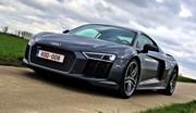 Essai Audi R8 V10 Plus : Plus, c'est forcément mieux !