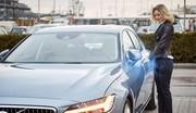 Plus de clé pour les Volvo dès 2017