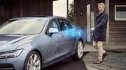 Volvo : un adieu aux clés de voiture dès 2017 ?