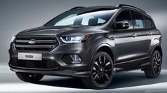 Nouveau Ford Kuga 2016