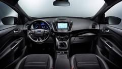 Ford Kuga restylé : un air de K2000