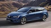 Nouvelle Renault Mégane Estate : premières photos officielles