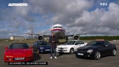 Emission Automoto : Shelby, Alpine, Prius et les années 90