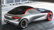Opel GT Concept : K2000, vous vous souvenez ?