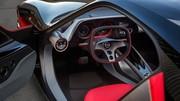 L'Opel GT Concept dévoile son intérieur avant le salon de Genève 2016