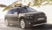 Citroën C4 Cactus Rip Curl : Le Grip Control arrive sur la C4 Cactus