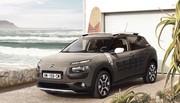 Citroën C4 Cactus Rip Curl paré pour les vagues et le salon de Genève 2016