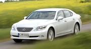 Essai Nouvelle Lexus LS 600h : LS comme luxe suprême