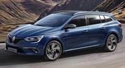 Renault Mégane Grandtour : Les premières images !