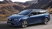 Nouvelle Renault Mégane Estate : infos et photos avant le salon de Genève 2016