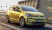 Volkswagen Up restylée : un turbo et ça repart
