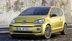 Volkswagen Up! restylée : discrétion assurée