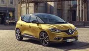 Renault officialise le nouveau Scénic