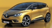 Renault Scénic 4 : premières photos officielles