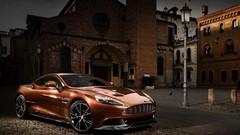 Aston Martin : les Vanquish et Vantage renouvelées pour 2018
