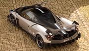 Pagani Huayra BC : 20 exemplaires à plus de 2 millions d'euros l'unité