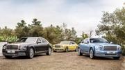 Bentley Mulsanne restylée : il y a comme une ressemblance