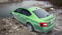 Essai Skoda Octavia RS TDI 4x4 : un rallye en diesel?!