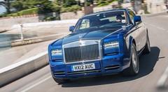 La Rolls-Royce Phantom tirera sa révérence à la fin de l'année