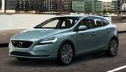 Volvo V40 : le nouveau visage suédois