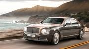 Bentley Mulsanne 2016 : des chromes et de la longueur