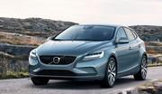 Volvo V40 : un restylage très léger pour Genève