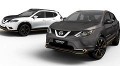 Nissan Qashqai et X-Trail Premium Concept : plus stylés et plus chics