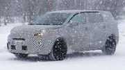 Peugeot 6008 : Le SUV sept-places Peugeot 6008 déjà surpris