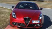 Alfa Romeo Giulietta : restylage discret