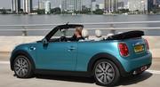 Essai Mini Cooper S Cabriolet 2016 : nos premières impressions