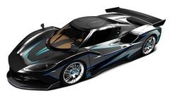 Arash AF10 : plus de 2000 ch pour la supercar hybride