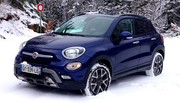 Essai Fiat 500X 4×4 : À l'épreuve de la neige