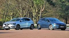 Essai Opel Astra 5 vs Renault Mégane 4