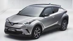 Scoop : voici l'extérieur du crossover Toyota C-HR avant l'heure