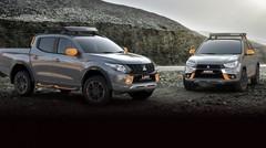 ASX et L200 Geoseek : les surprises de Mitsubishi pour Genève