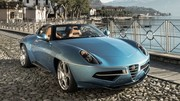 Touring Disco Volante Spyder : Très exclusive, l'Alfa Romeo Disco Volante Spyder