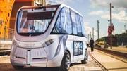 Des minibus électriques et autonomes d'ici 2020 à Paris ?