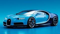 La Bugatti Chiron, digne héritière de la Veyron